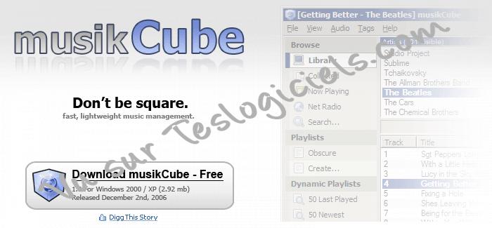 Musik Cube