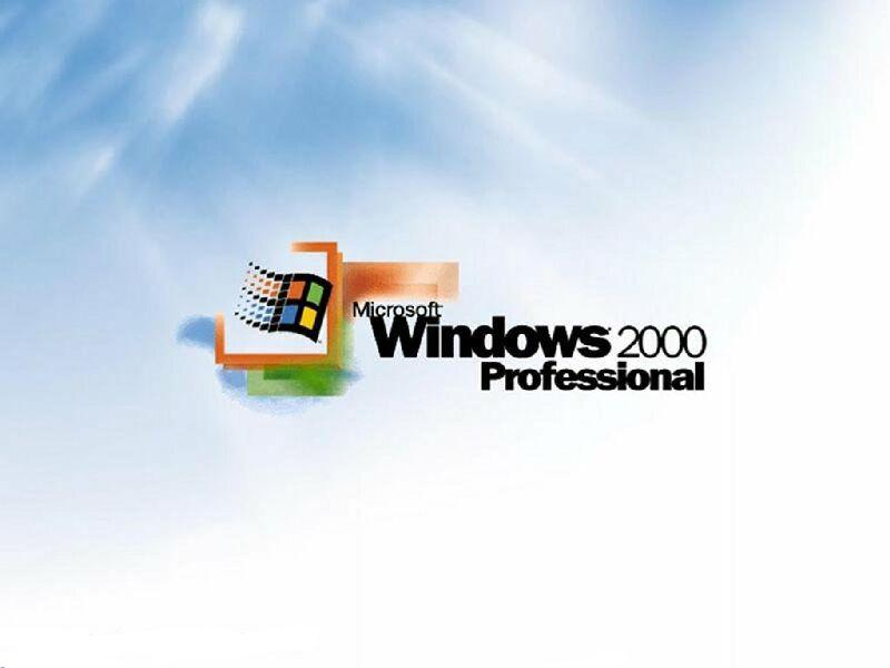 Windows 2000 1