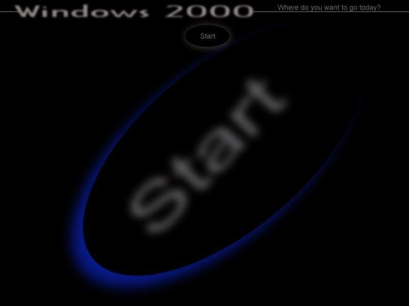 Windows 2000 3
