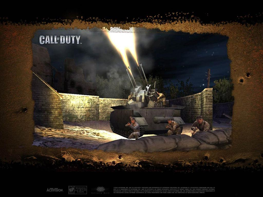 call of duty 7