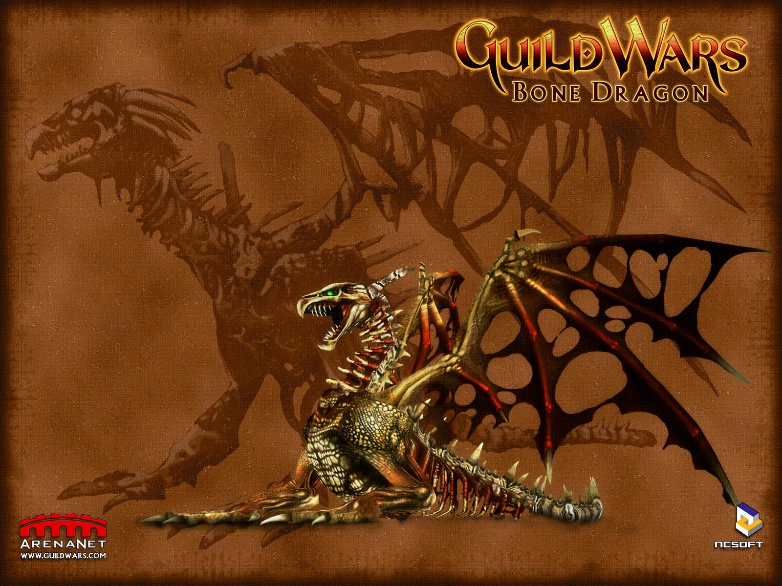 guildwars wallpaper monsters-bonedragon-1600
