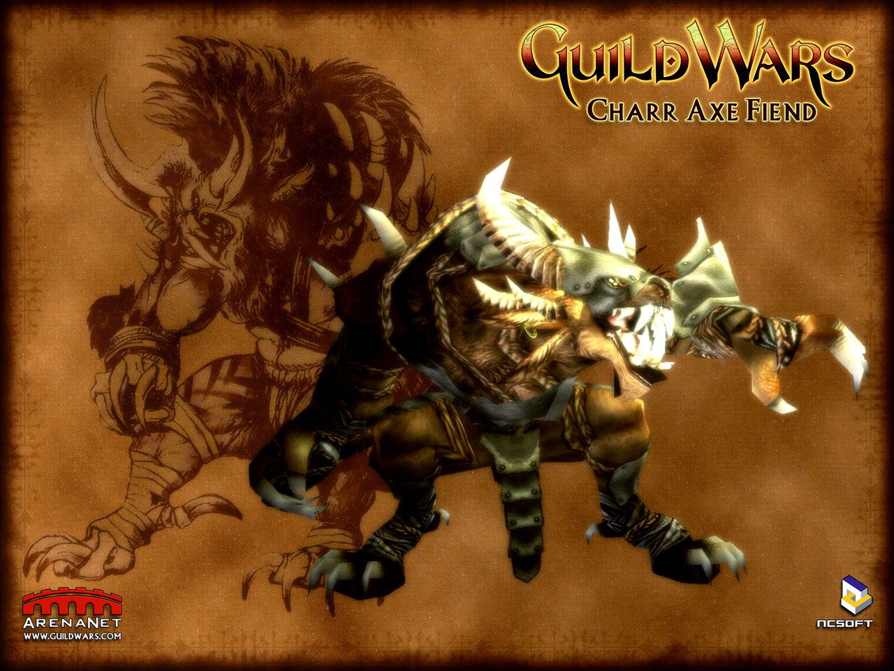guildwars wallpaper monsters-charraxefiend-1280