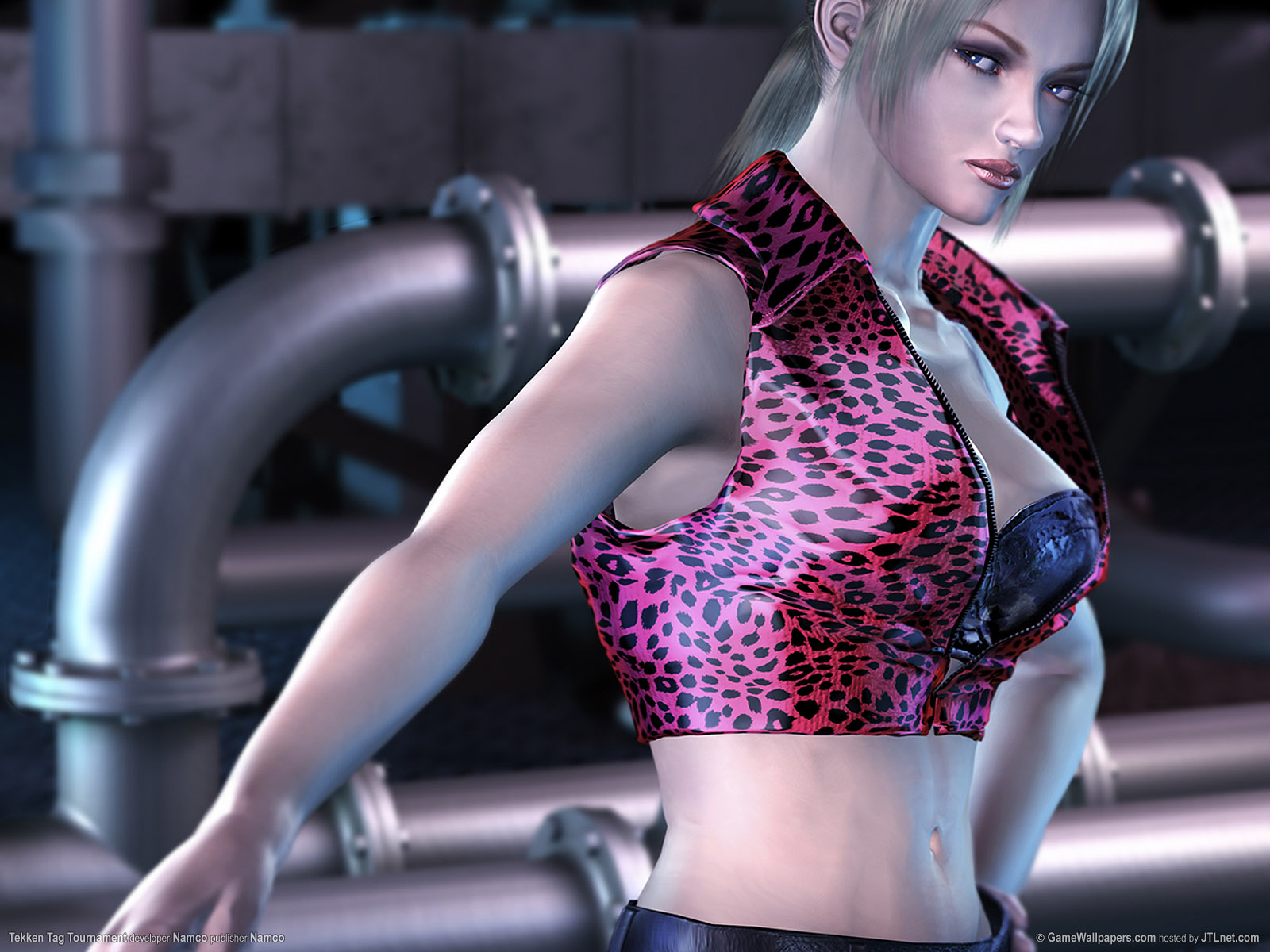 wallpaper tekken tag tournament 07 1600