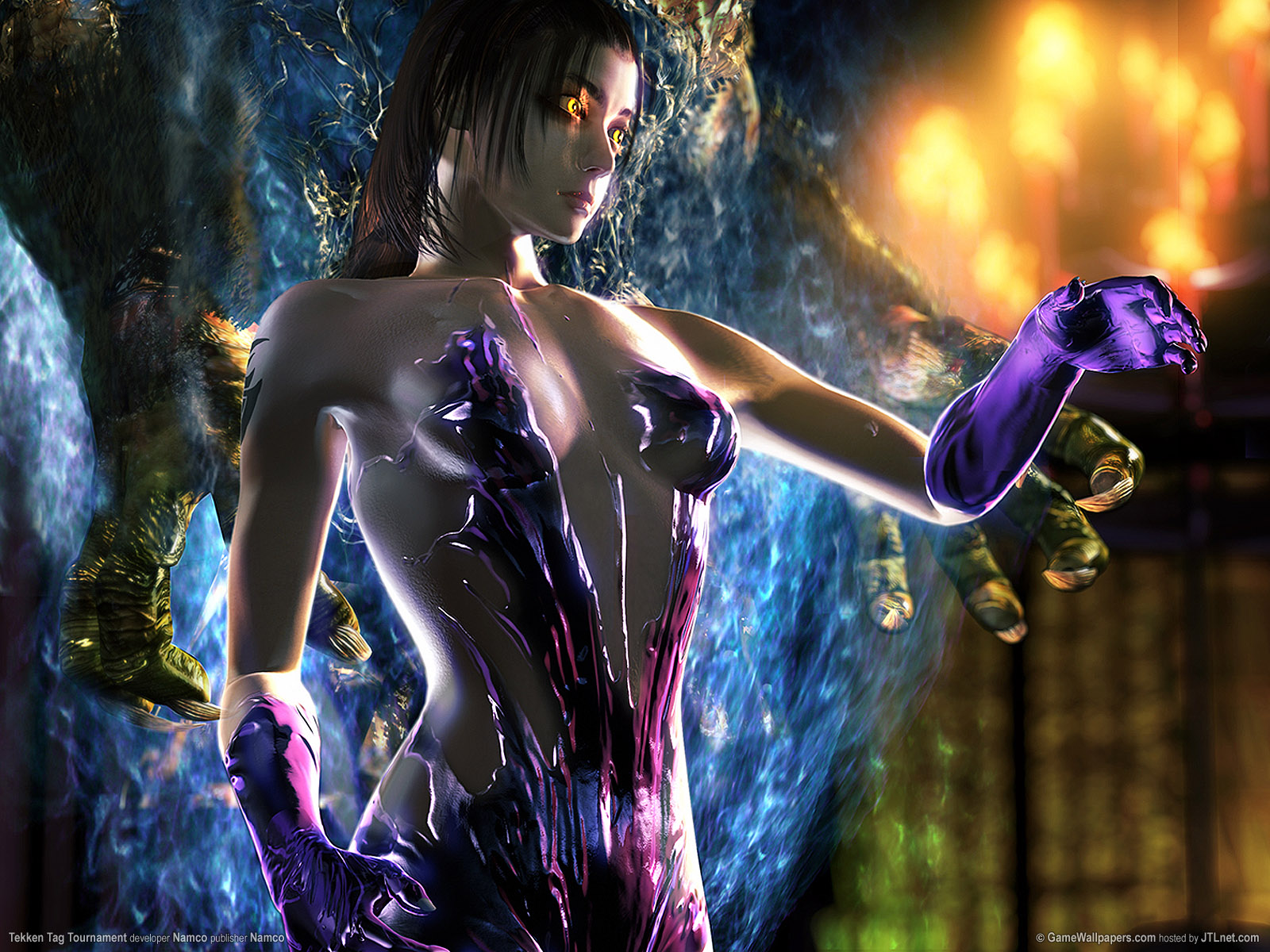 wallpaper tekken tag tournament 08 1600