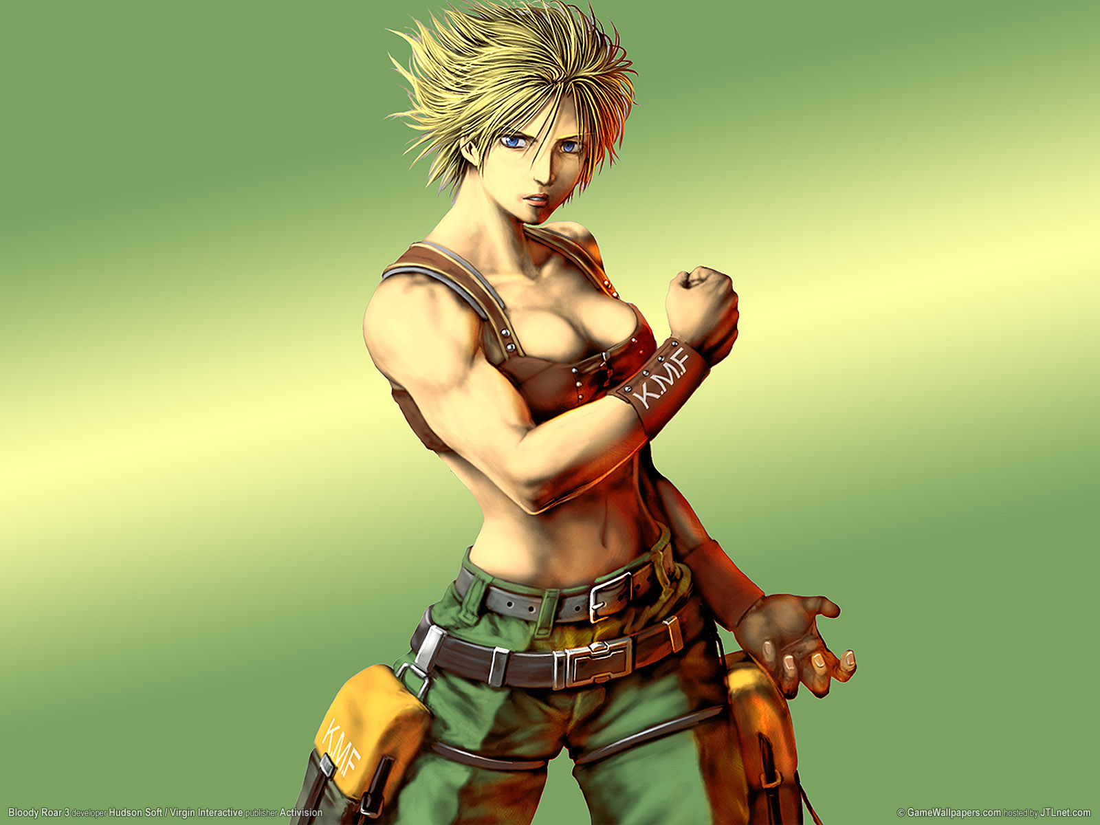 wallpaper bloody roar 3 03 1600