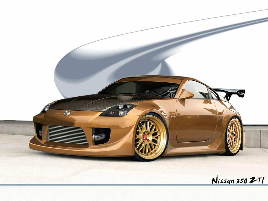 Nissan 350 ZTi