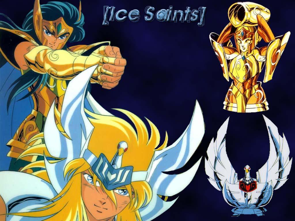 Saint Seiya 005
