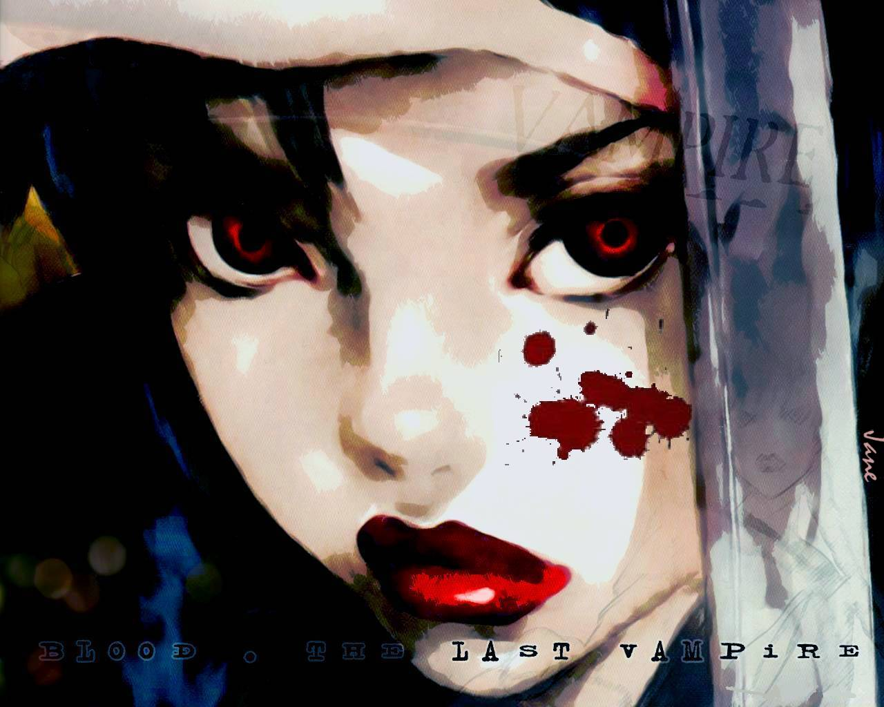 Blood the last vampire 02