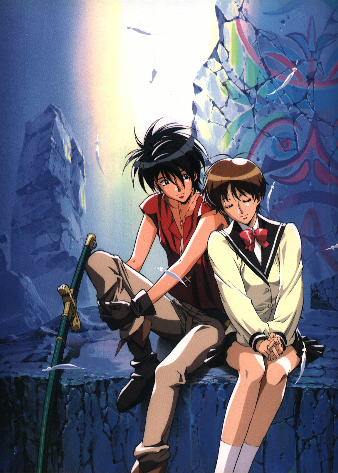 vision of escaflowne 2.