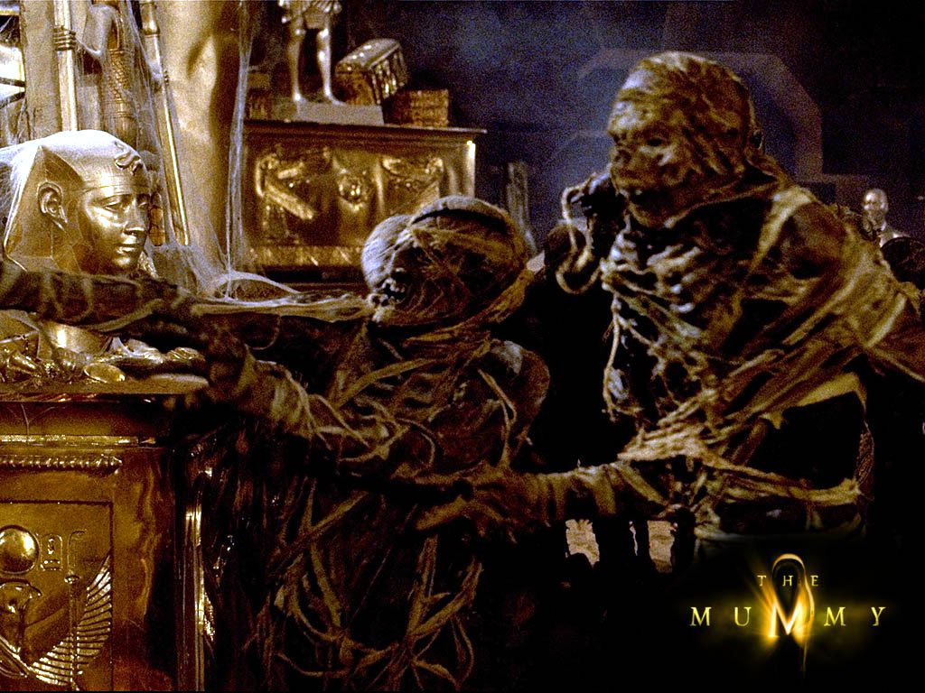 la momie 5
