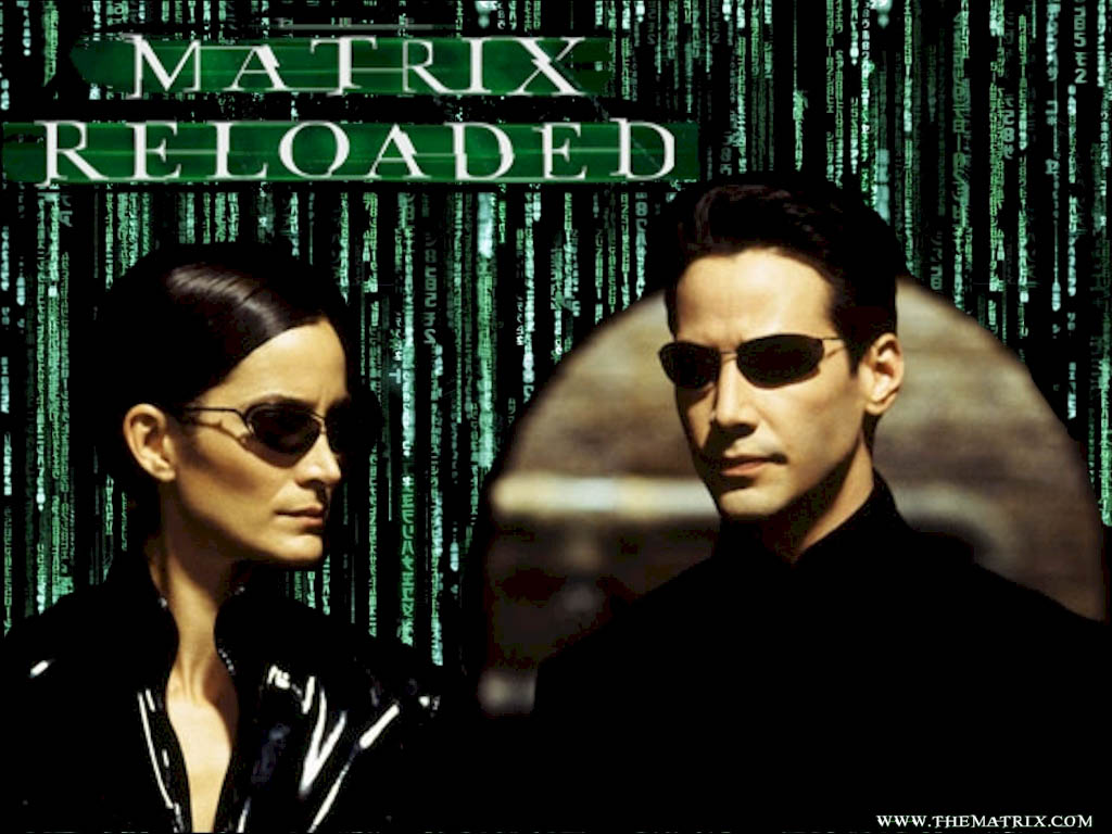 matrix reloaded 2