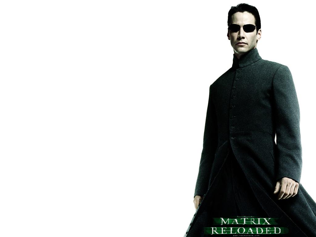 matrix reloaded leo