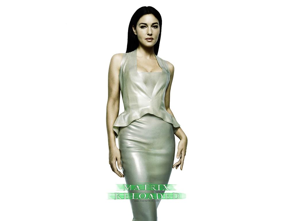 matrix reloaded Monica