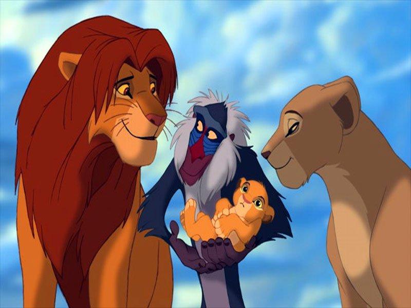 le roi lion 11