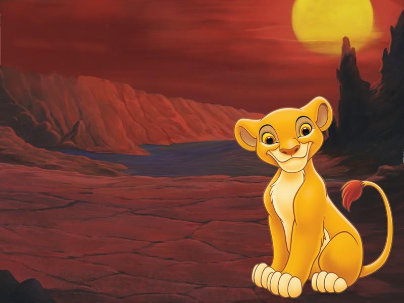 le roi lion 7
